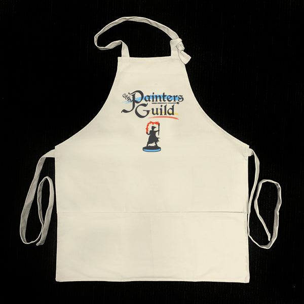 Geek & Sundry's Painters Guild Painting Apron