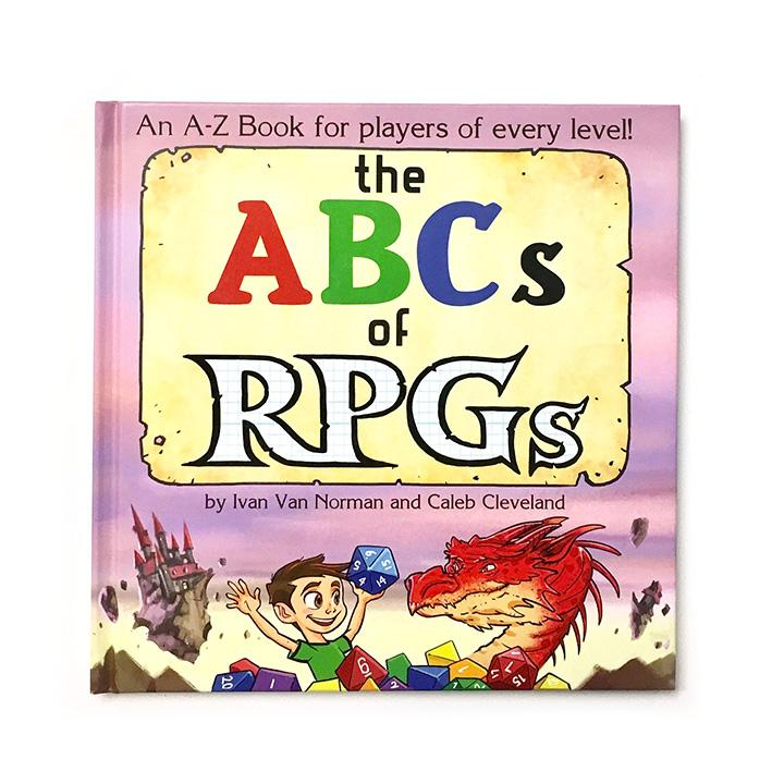 ABCs of RPGs - Children's Book