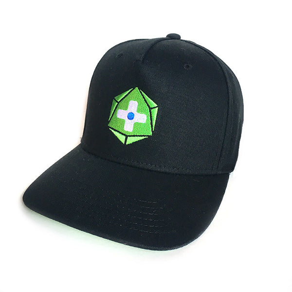 Official Geek and Sundry Logo Black Hat