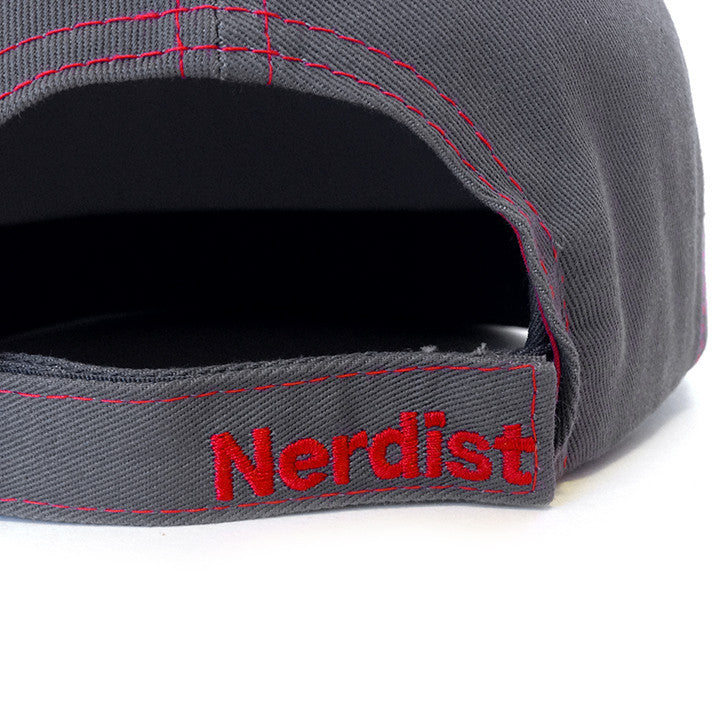 Nerdist Caution Hat