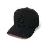 Nerdist Black on Black Hat