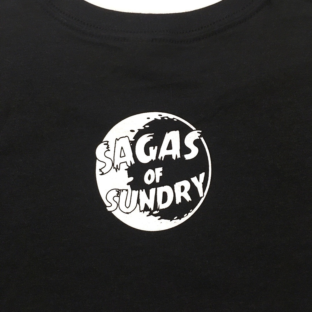 Sagas of Sundry: DREAD Goatman T-Shirt
