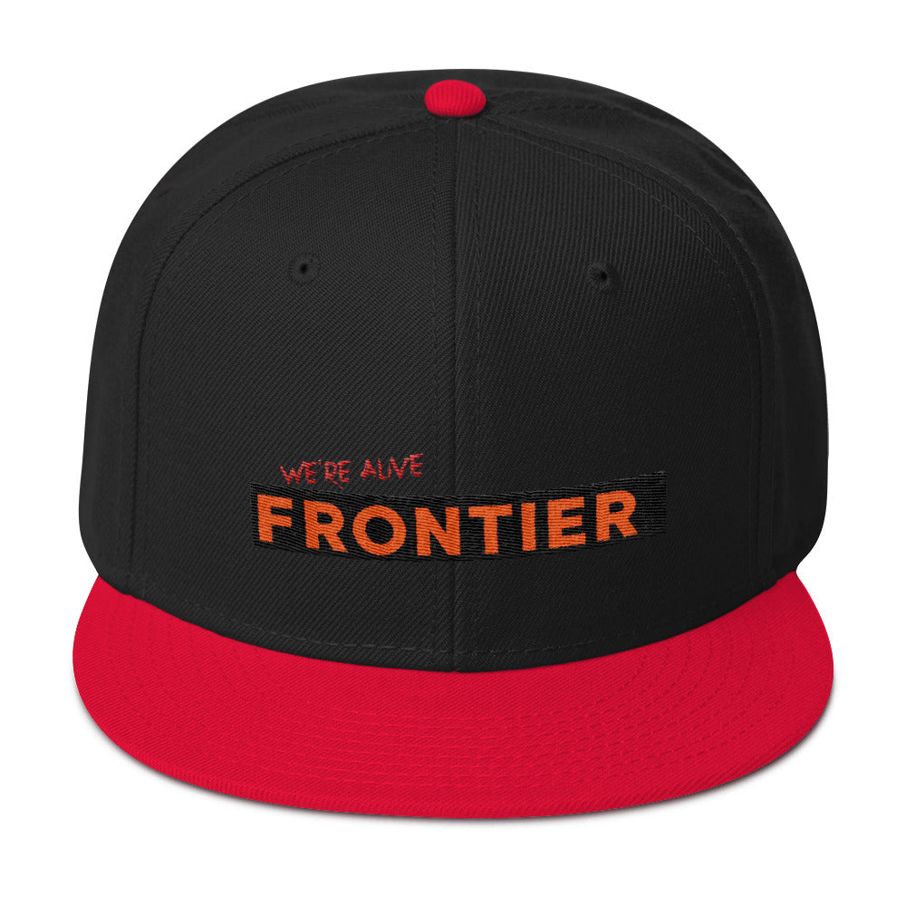 We're Alive Frontier - Snapback Hat