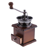 Retro Personal Coffee Grinder
