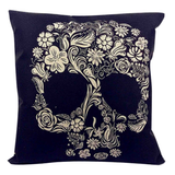 Skull Art Pillow Cases