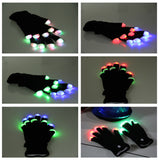 LED Color Changing Gloves