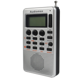Audiomax Pocket Radio