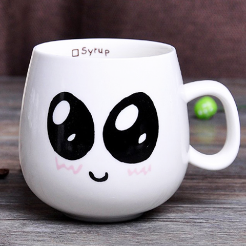 Creative Expression Coffee Mugs