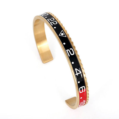 ROLLIECUFF Gold / Black / Red