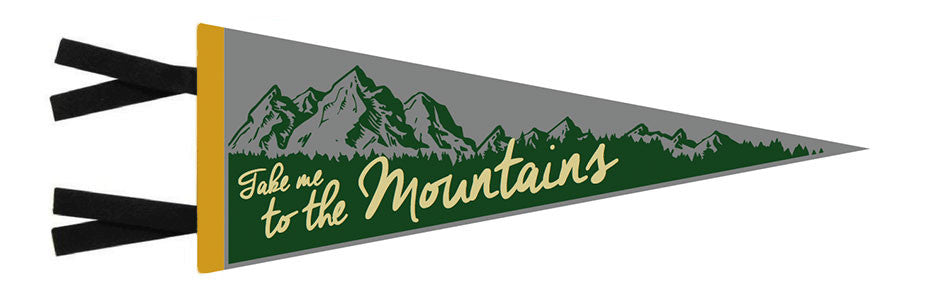 Take Me To The Mountians