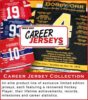 Career Jerseys