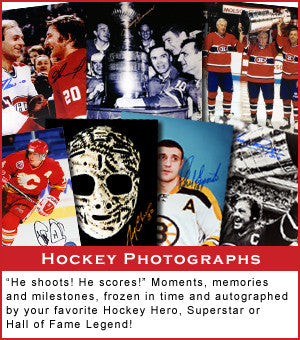 Hockey Photographs