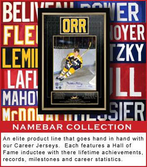 Namebar Collection