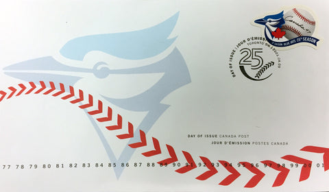 BLUE JAYS POSTAGE STAMPS 1992 WORLD SERIES