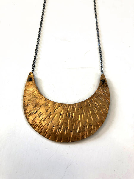 Big Mama Moon Necklace