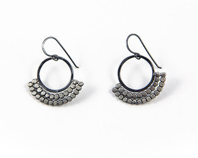 Handmade Silver Gyptian Earrings