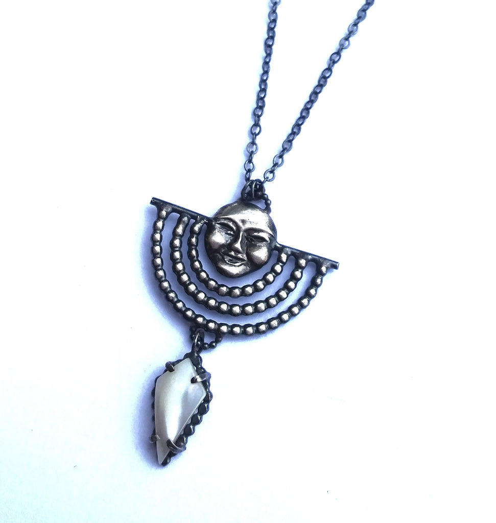 Wise Woman Necklace