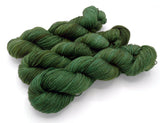 Beautiful Wickedness, Hand Dyed Yarn - Dyed to Order on Your Choice of Bases