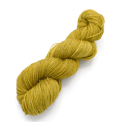 I Lichen You, Hand Dyed Sock Yarn - Lovely Base - In Stock