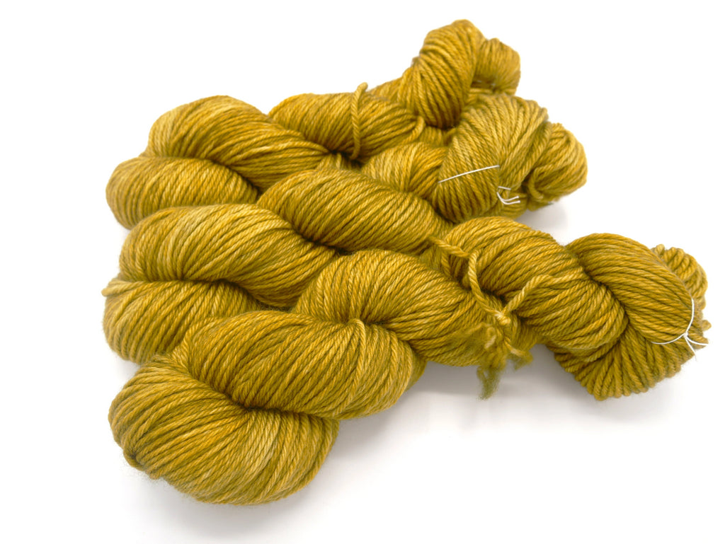 I Lichen You, Hand Dyed Yarn - Dyed to Order on Your Choice of Bases