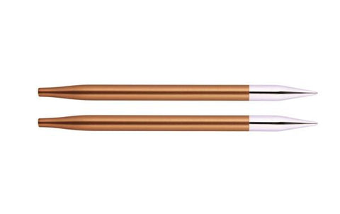 "Knitter's Pride Zings Special Interchangable 3.5"" Knitting Needle Tips"
