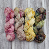 Felix Felicis, Hand Dyed Yarn - Dyed to Order on Your Choice of Bases