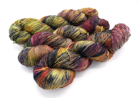 Polyjuice Potion, Hand Dyed Yarn - Merino Single - In Stock