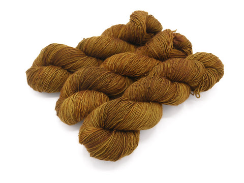 Quarter Sawn, Hand Dyed Yarn - Merino Single - In Stock