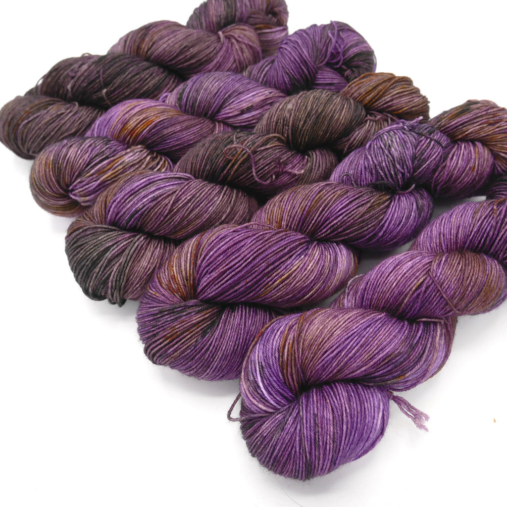 That's My Jam, Hand Dyed Yarn - Dyed to Order on Your Choice of Bases
