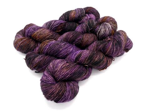 That's My Jam, Hand Dyed Yarn - Merino Single - In Stock