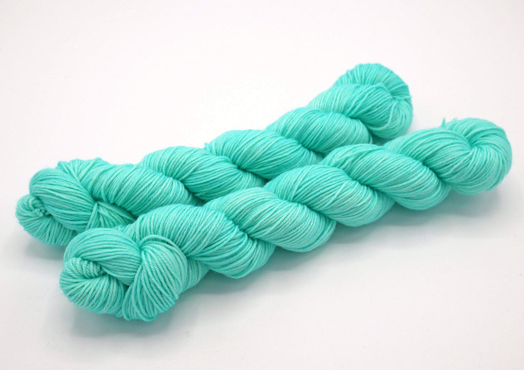Cotton Candy, 50 gr, Superwash Merino Wool, Hand Dyed Yarn, Sock Yarn - In Stock