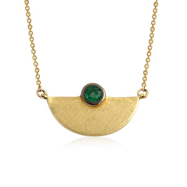 Dawn Necklace (Green)