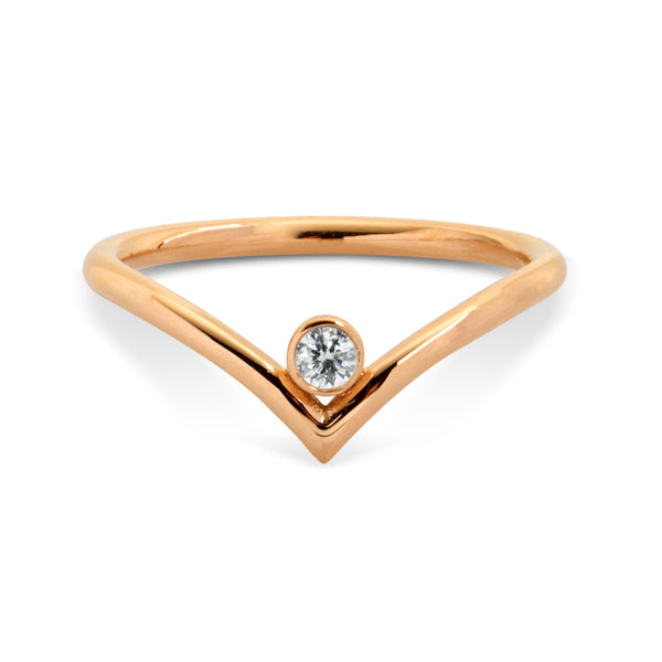 Blush&Max Angel Ring