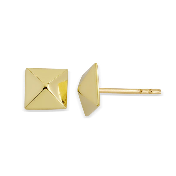 Pyramid Earring (Pure)