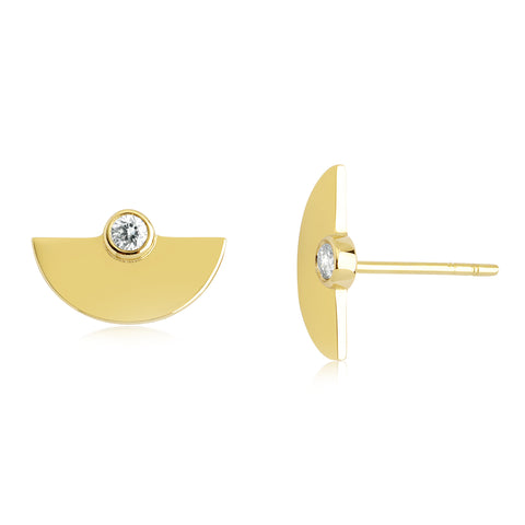 Dawn Earring (White)