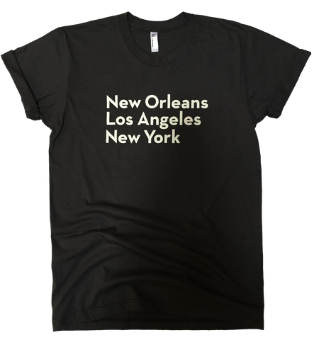 NO LA NY Men's T Shirt