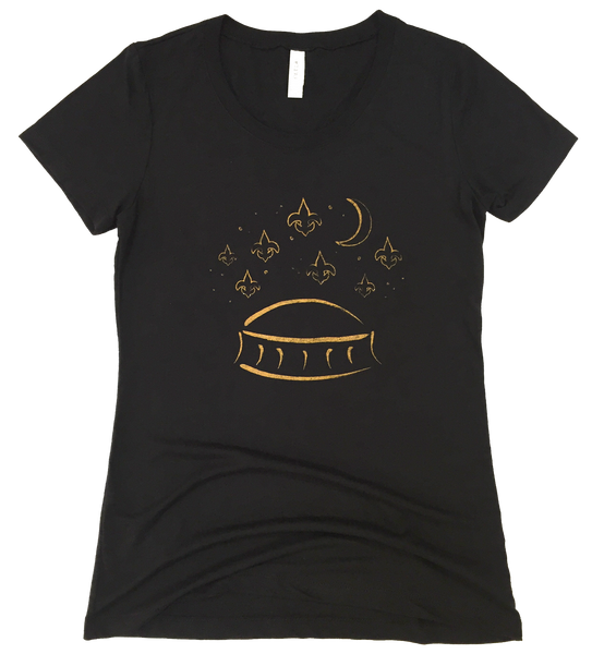 Fleury Night Women's T shirt