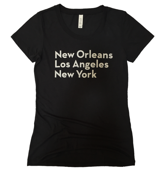 NO LA NY Women's T Shirt