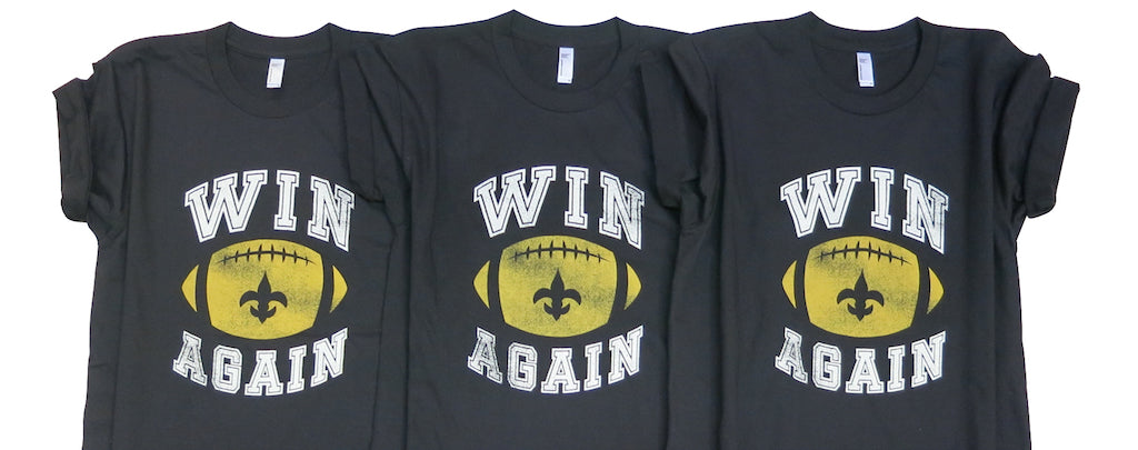 Win Again T shirt Vintage Saints
