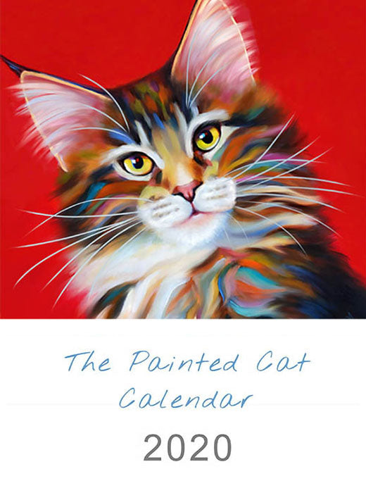 2020 Painted Cat Calendar