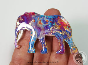 Elephant Brooch
