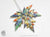 Silver Maple Leaf Reversible Necklace