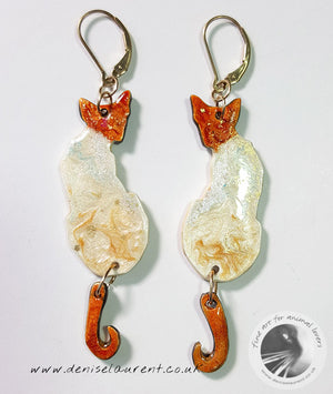 Taz Earrings