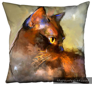 Elli Cat Cushion