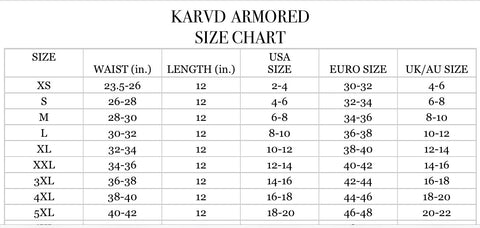 KARVD ARMORED fitness body sculptor
