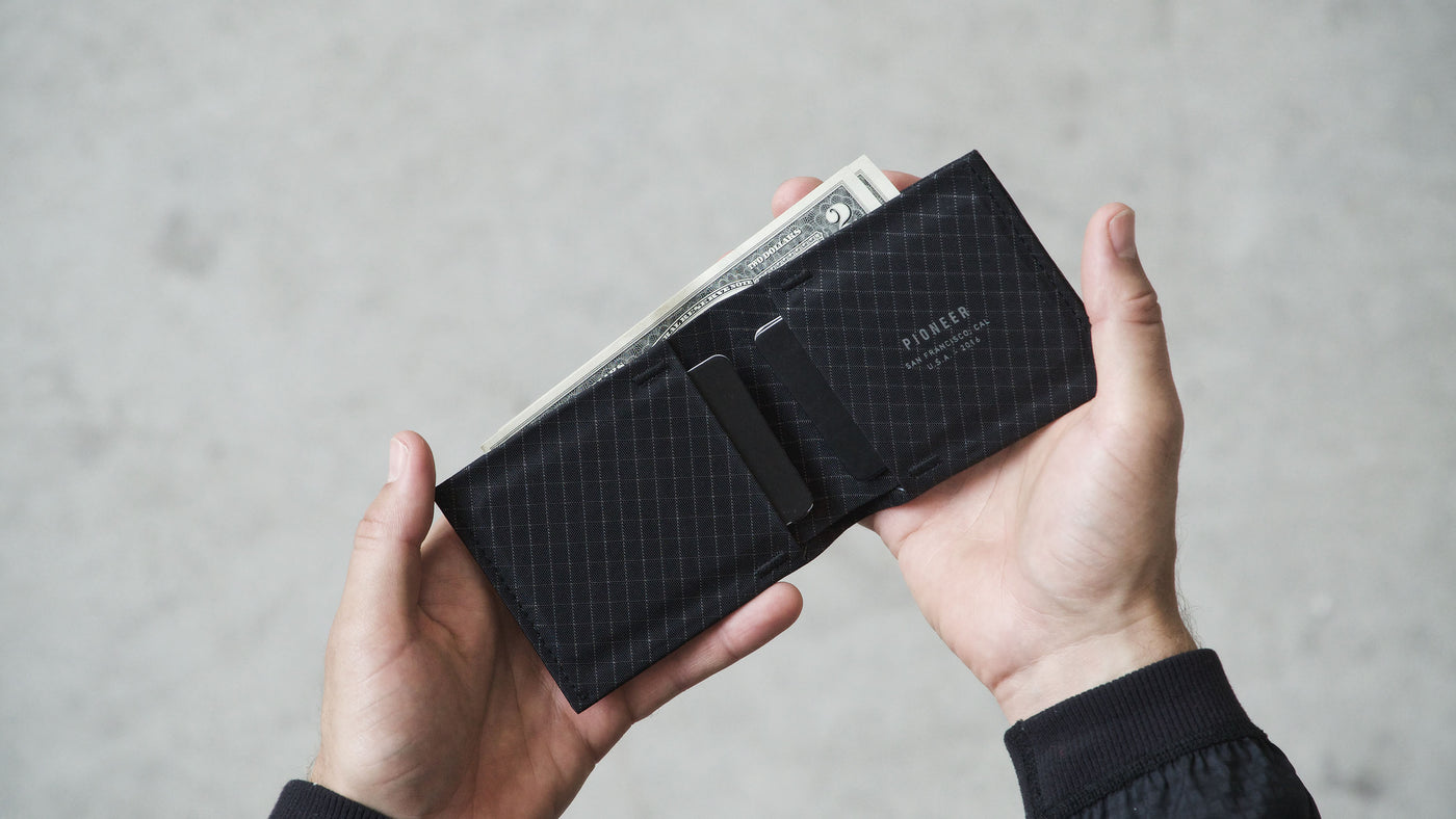 RFID Wallet Collection Pioneer Marquee