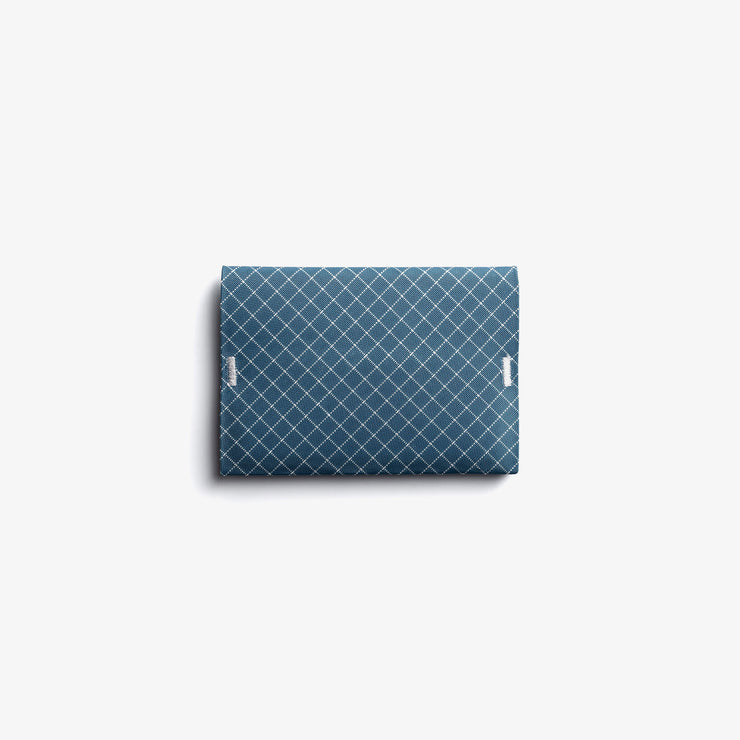 Ion Bifold blue closed front Pioneer