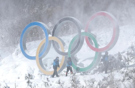 Too Cold For The Gold? Winter Olympics 2018