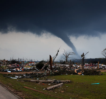 Tornado Season Has Already Started: What To Do During A Tornado