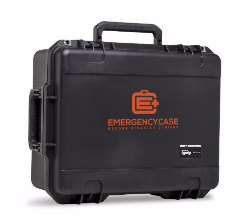 Premium 2 Person 4 Days Car Emergency Case